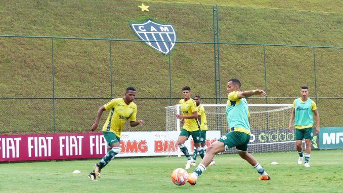 d876d22a3 Caldense treina na Cidade do Galo visando jogo contra o América-MG