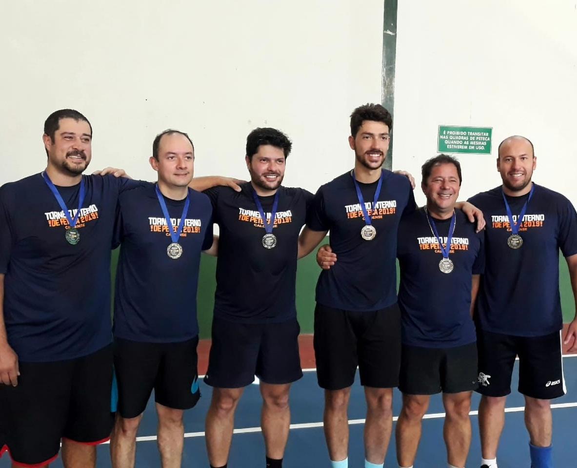Peteca, Squash e Tênis: Especializado da Caldense tem final de semana movimentado