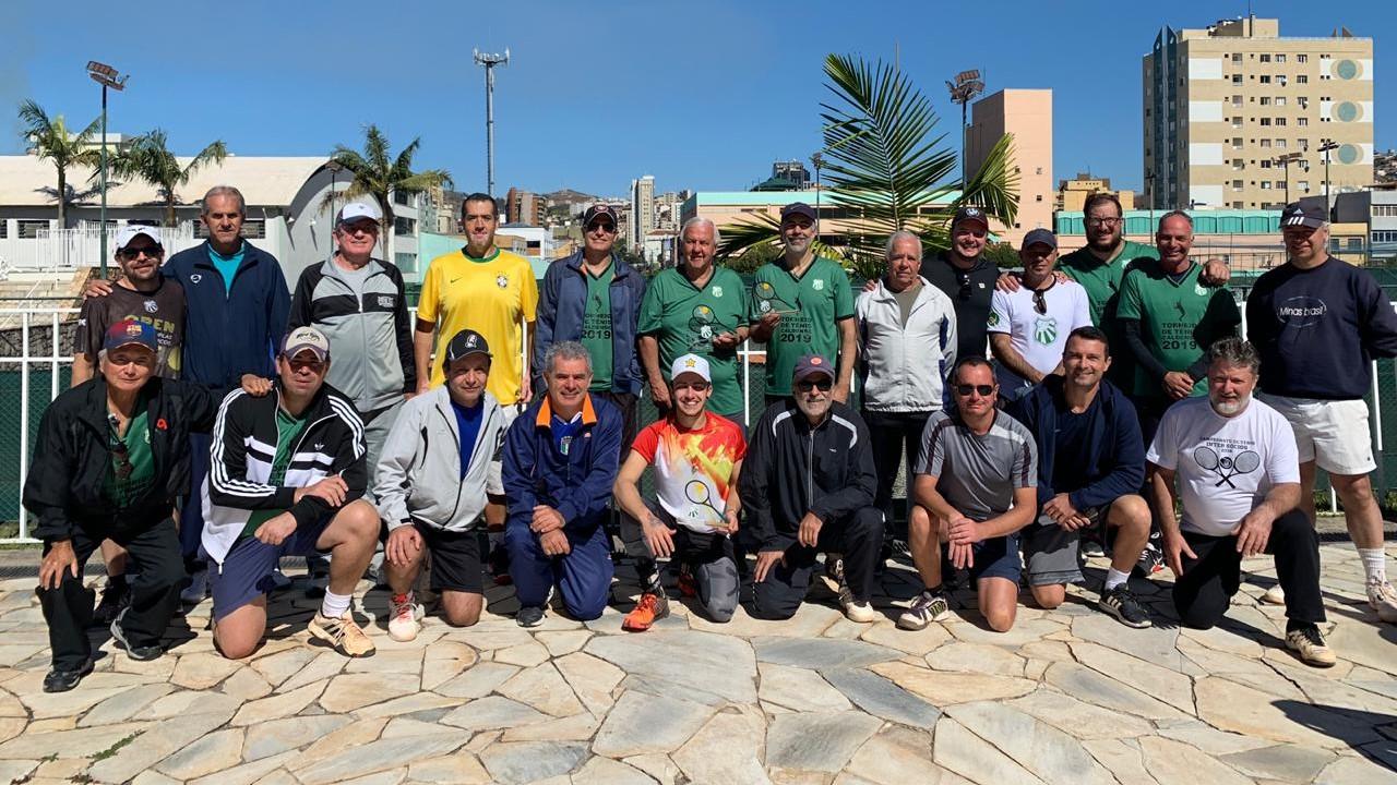 Basquete, vôlei e tênis: Veja como foi o final de semana do esporte especializado da Caldense