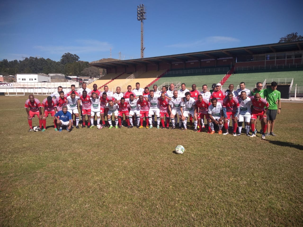 Master da Caldense vence Oriente; Equipe fará amistoso contra o Santos em setembro