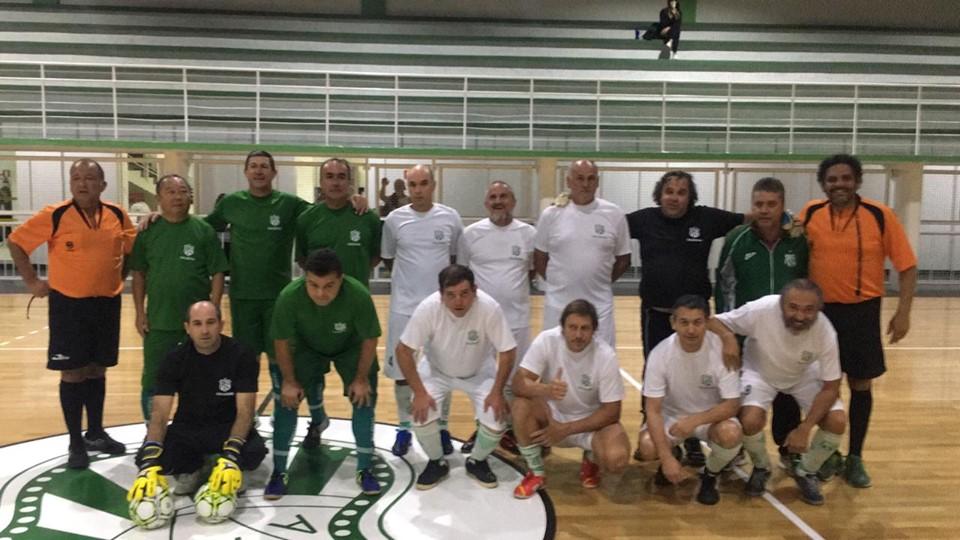 Vila Nova campeão da Copa de Futsal Master Dorival dos Reis