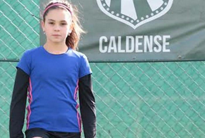 Melissa Cruz, atleta da Caldense, irá jogar nas categorias de base da Ponte Preta