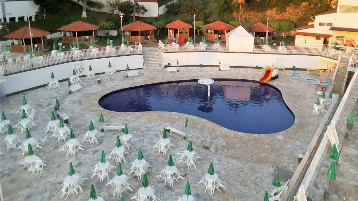 Complexo aquático da Caldense recebe diversas melhorias