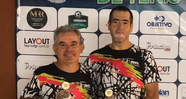 Tenistas da Caldense se destacam no 3º Open Jamer de Tênis