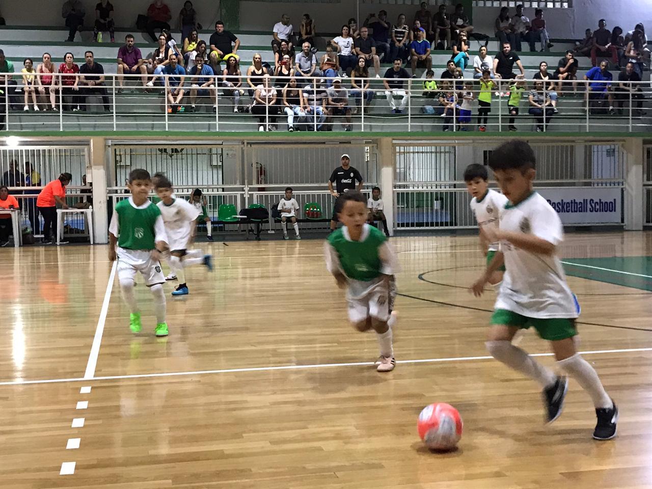 Caldense sedia a 15ª edição da Copa Lázaro Walter Alvisi de Futsal