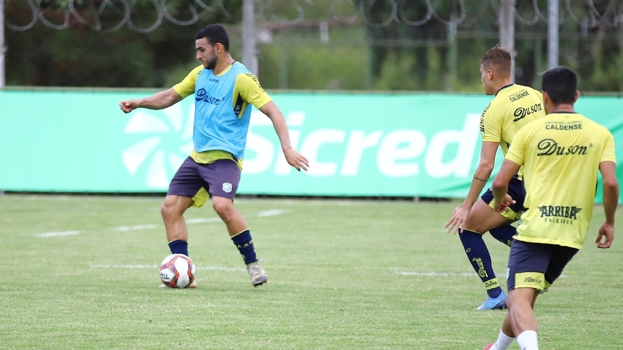 No retorno do Mineiro, Caldense e Atlético-MG se enfrentam nesta quinta às 17h30