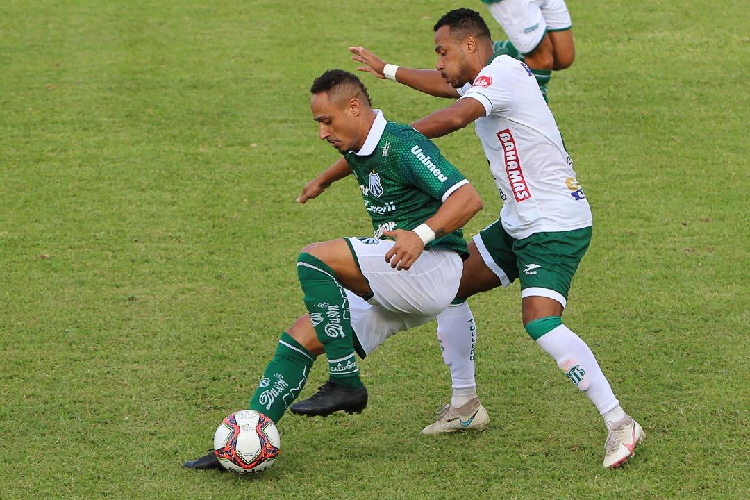 Uberlândia vence a Caldense no Ronaldão por 2 a 1