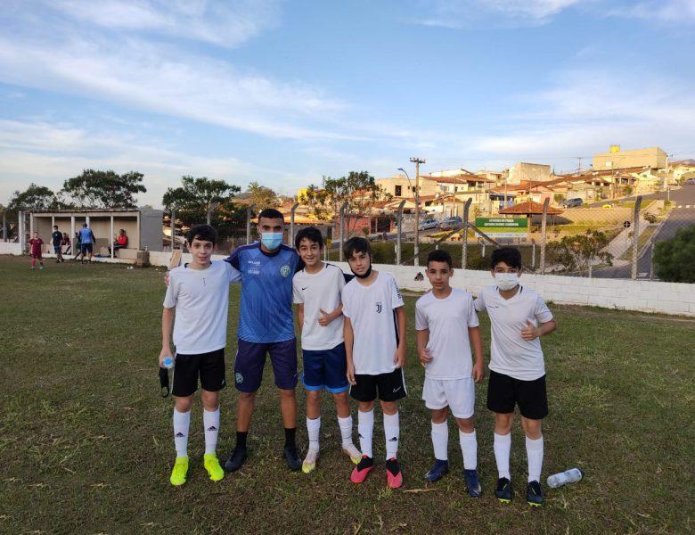 Sete garotos da Caldense participam de avaliação em projeto do Guarani de Campinas