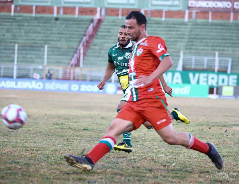Na abertura do returno, Caldense e Rio Branco-VN ficam no empate sem gols
