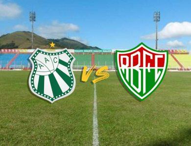 Assista Caldense x Rio Branco-VN