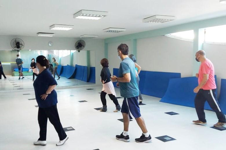 """Aulas de dança de salão na Caldense: """"Harmonia perfeita entre corpo e mente"""""""