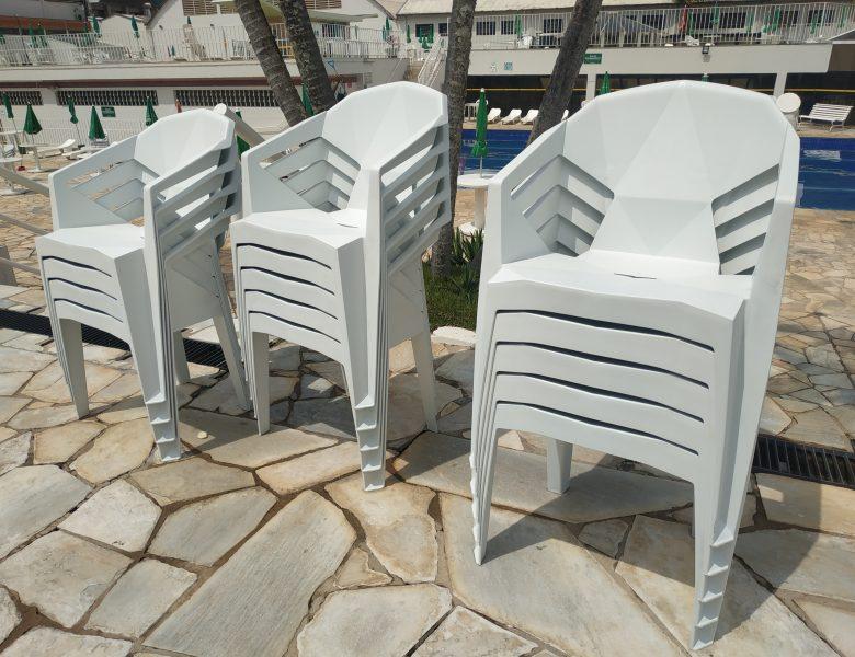 Caldense adquire 200 novas cadeiras para o complexo aquático