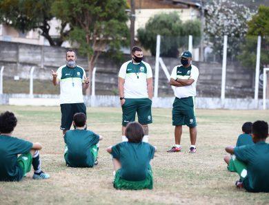 Caldense fará peneira de futebol de campo para garotos nascidos entre 2004 e 2009; Inscreva-se
