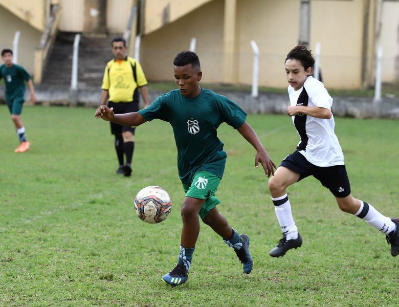 Jovens do time Sub-15 da Caldense realizam dois jogos amistosos contra a Ponte Preta